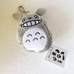 Peluche Totoro Llavero