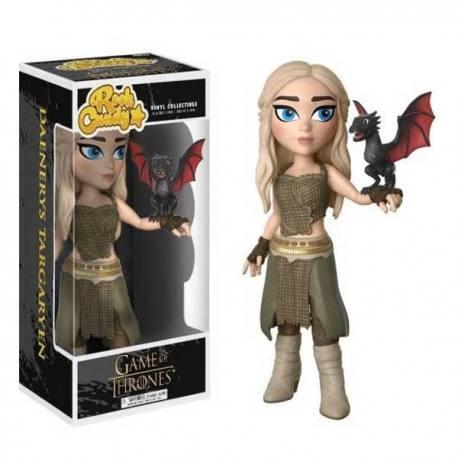 Figura Daenerys Targaryen Rock Candy - Funko