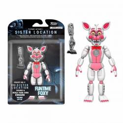 Figura Funtime Foxy Five Nights at Freddy's Sister Location - Funko