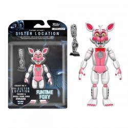 Figura Funtime Foxy Five Nights at Freddy's Sister Location - Funko