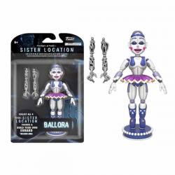 Figura Ballora Five Nights at Freddy's Sister Location - Funko
