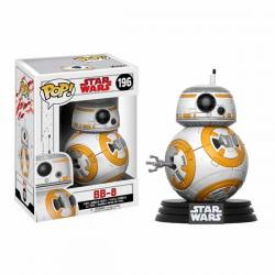 Figura Funko Pop BB-8 Star Wars Episodio VIII The Last Jedi