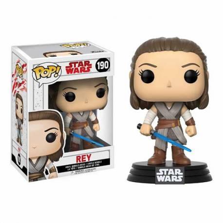 Figura Funko Pop Rey Star Wars Episodio VIII The Last Jedi