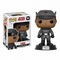 Figura Funko Pop Finn Star Wars Episodio VIII The Last Jedi