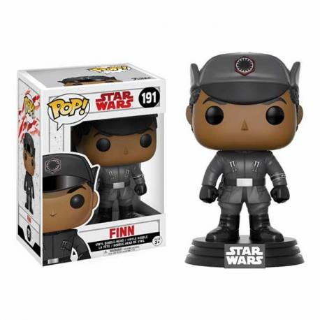 Figura Funko Pop Finn Star Wars Episodio VIII The Last Jedi