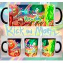 Taza Rick and Morty