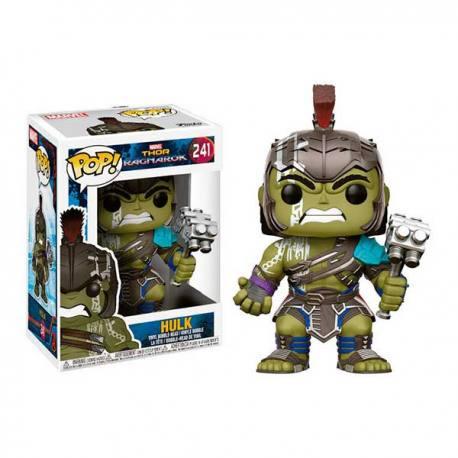 Figura Funko Pop Thor Ragnarok Hulk 241