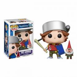 Figura Funko Pop Trollhunters Toby Armored - Exclusiva