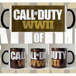 Taza COD WWII Logo
