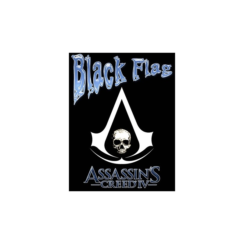 Camiseta Assassins Creed diseño Black Flag Blue - Regalosde aef72e90da80b