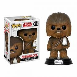Funko Pop Chewbacca Star Wars Episodio VIII The Last Jedi