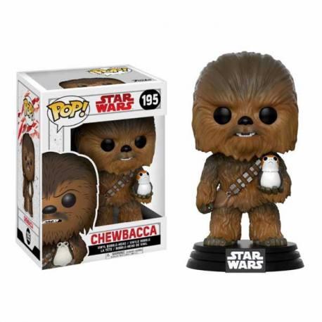 Funko Pop Chewbacca Star Wars Episodio VIII The Last Jedi