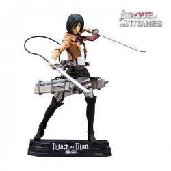 Figura Mikasa Ackerman Ataque a los Titanes