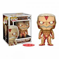 Figura Funko Pop Attack on Titan Armored Titan