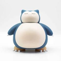 Figura Hucha Snorlax Pokemon