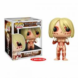 Figura Funko Pop Attack on Titan Female Titan
