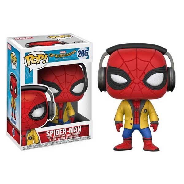 Figura Funko Pop Spider-Man Homecoming Spider-Man