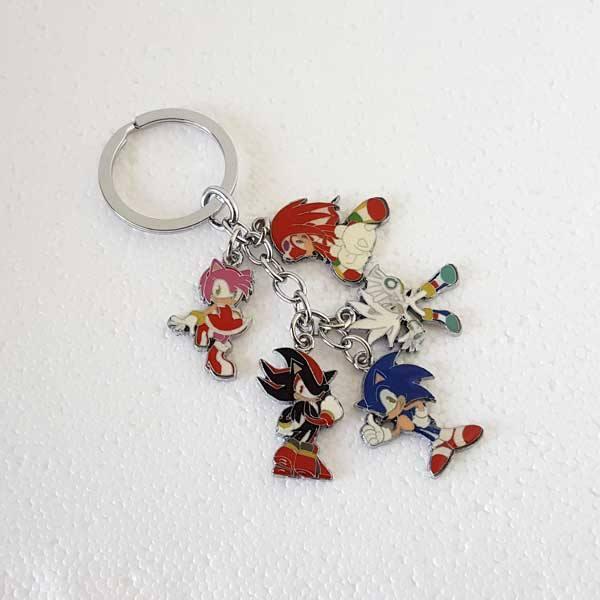 Llavero Sonic