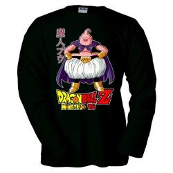Camiseta Dragon Ball monstruo Boo manga larga - Majin Boo