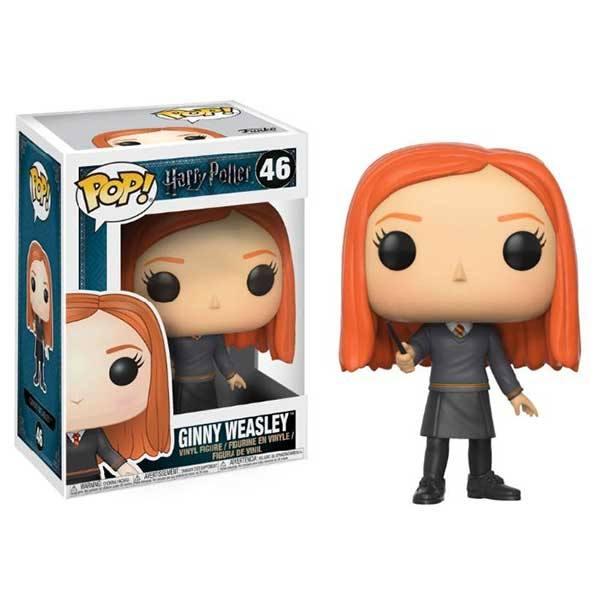 Figura Funko Pop Harry Potter Ginny Weasley