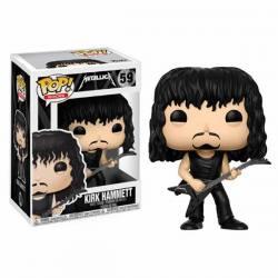Figura Funko Pop Metallica Kirk Hammett