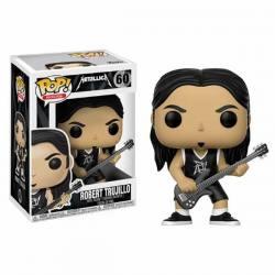 Figura Funko Pop Metallica Robert Trujillo