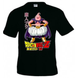Camiseta Dragon Ball monstruo Boo manga corta - Majin Boo