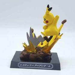 Figura Pikachu Pokemon Rayos