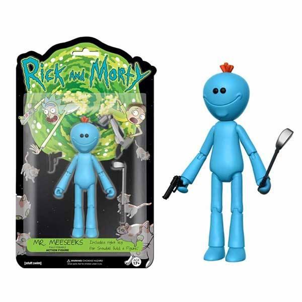 Figura Rick and Morty Mr Meeseeks Funko