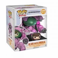 Figura Funko Pop Overwatch Dva With Meka
