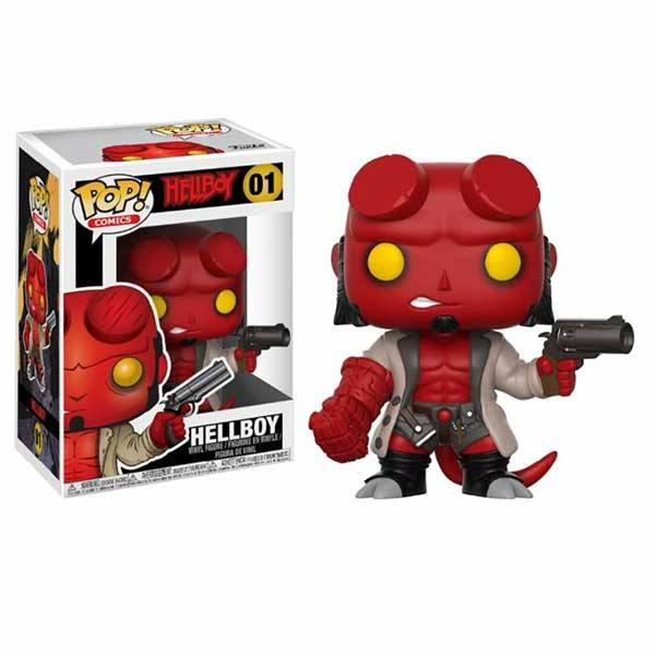 Figura Funko Pop Hellboy