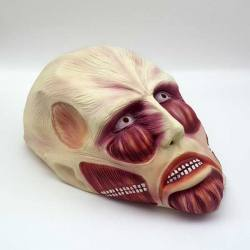 Máscara Ataque a los Titanes Titan Colosal