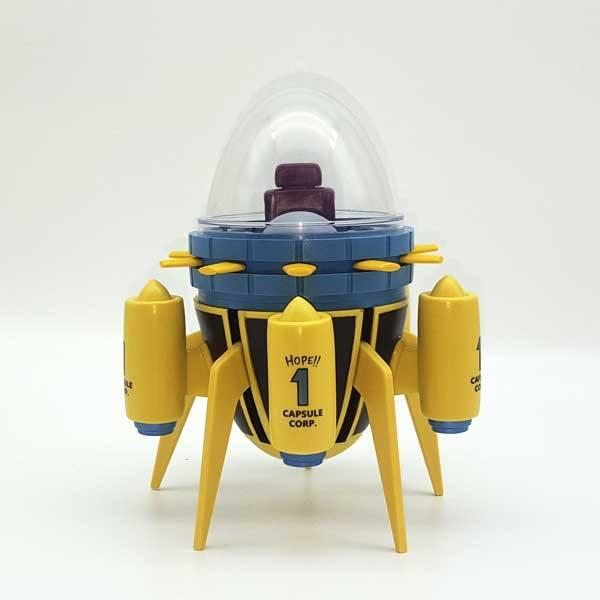 Figura Dragon Ball Super Time Machine - Banpresto