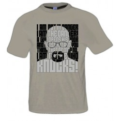 Camiseta Breaking Bad I am The Danger