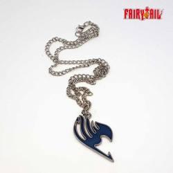 Colgante Fairy Tail Emblema Gremio de Magos Azul