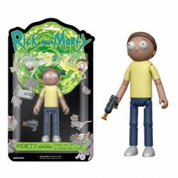 Figura Articulada Rick and Morty Morty - Funko