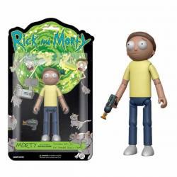 Figura Articulada Rick and Morty Morty - Funko
