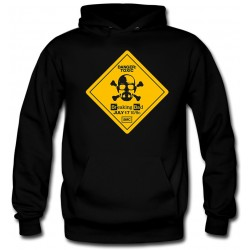 Sudadera Breaking Bad Danger - Marceastilo.com