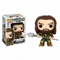 Figura Funko Pop Justice League Aquaman