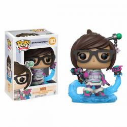 Figura Funko Pop Overwatch Mei Snowball - Exclusiva