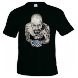 Camiseta Heisenberg Tattoo - Breaking Bad