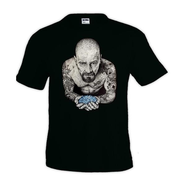 Camiseta Heisenberg Tattoo - Breaking Bad