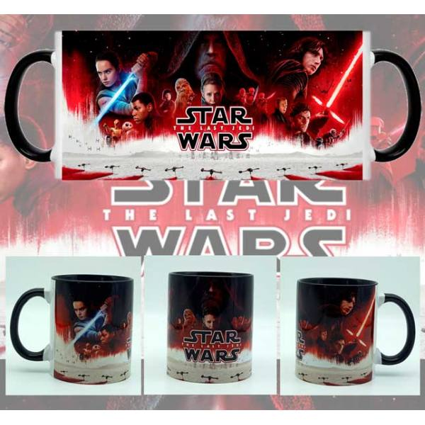 Taza Star Wars The Last Jedi - Episodio 8