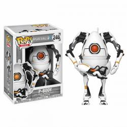 Figura Funko Pop Portal 2 P-Body
