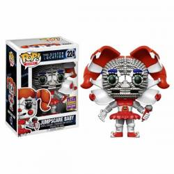 Funko Pop FNAF Sister Location Jumpscare Baby - Exclusiva SDCC17