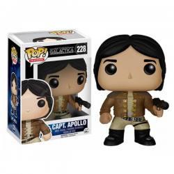 Figura Funko Pop Battlestar Galactica Capitan Apolo