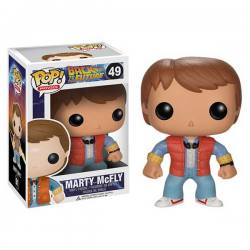Figura Funko Pop Regreso al Futuro Marty McFly