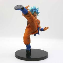 Figura Son Goku Super Saiyan Dios Dragon Ball Super