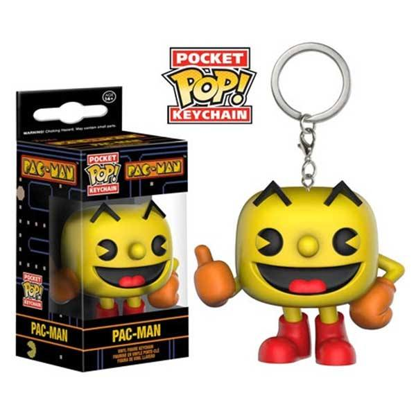 Llavero Pocket Pop Keychain Pac-Man - Funko