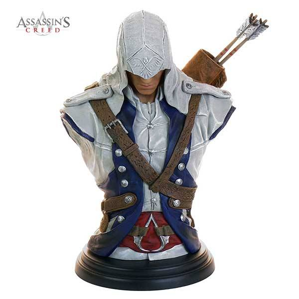 Figura Assassin's Creed Connor Kenway - Legacy Collection